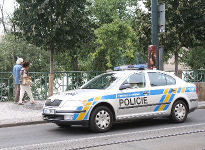 Policisté v Bydžově zasahovali brutálně. Bez důvodu, míní studentský aktivista
