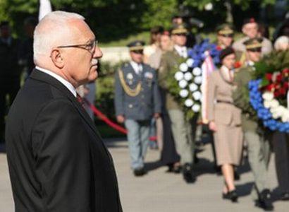 Klaus: Poválečné násilí Čechů na Němcích není srovnatelné s nacisty