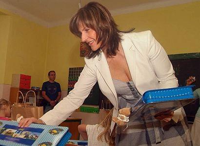 Řápková chce milion a omluvu. Obvinila soudce z podjatosti