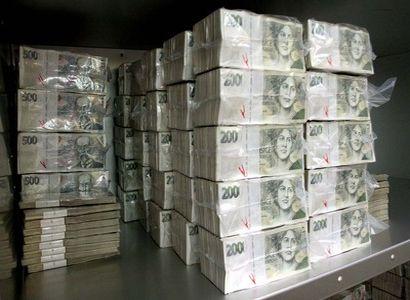 Zahraniční dluh ČR ve druhém čtvrtletí stoupl na 1,78 bilionu Kč