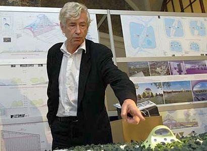 Nový šéf Národní knihovny pohřbil Kaplického blob