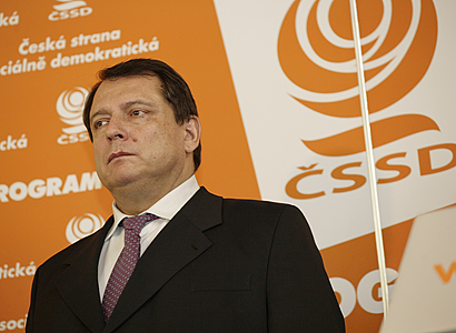 Sjezd ČSSD začíná, voličům strany se stýská po Paroubkovi