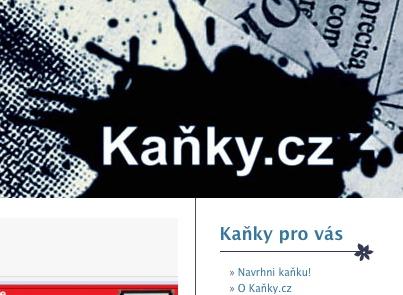 Kaňky.cz odhalují chyby v českých médiích