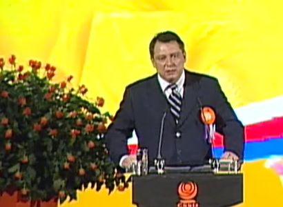 Kompletní projev Jiřího Paroubka na konferenci ČSSD