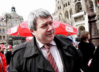 Stávka ukázala, že pracující vládu nepotřebují, míní Filip
