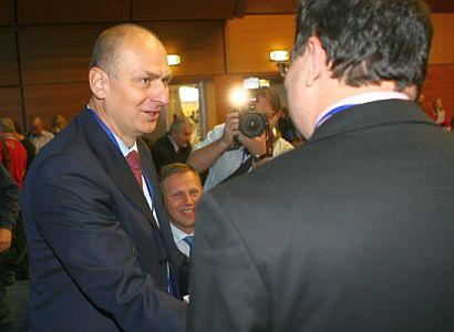 Česko bude čím dál víc spolupracovat s USA v jaderné energetice, tvrdí Gandalovič