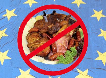 EU jako dr. Cajthamlová, chce kádrovat potraviny. Kubera: Zlaté RVHP