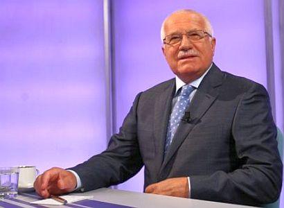 Klaus pro ČT: Můj vztah s Bártou je zbytečně démonizován
