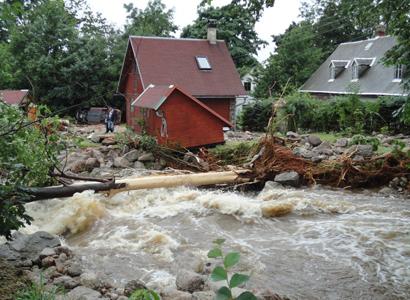 Povodně ohrožují Česko. Liberecko hlásí stav ohrožení
