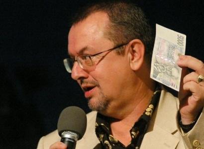 Petr Paulczynski: Oranžovo-odborářský řev podporovaný lobby vydavatelů stravenek