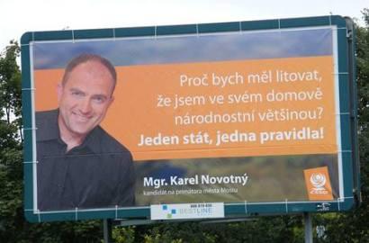 Výsledek obrázku pro billboard čssd 2016