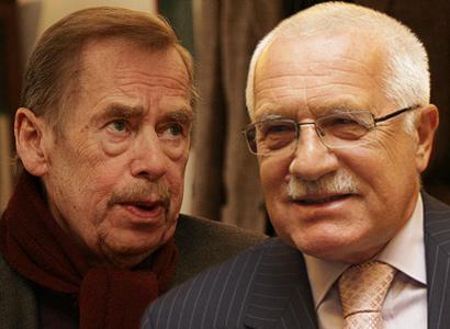 Vašek Klaus je lepší prezident, než byl Havel, tvrdí kuchař Pohlreich