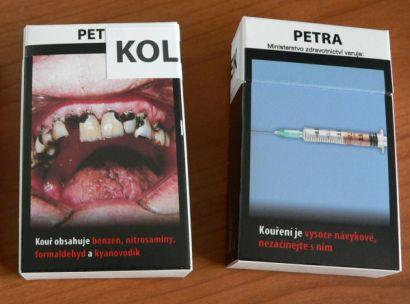 Zákaz kouření v celé EU? Ať už jde Brusel do hajzlu, říká Kubera