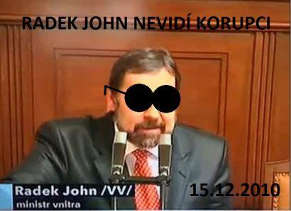 Radek John hovořil ve sněmovně. Poslanci ČSSD řvali smíchy