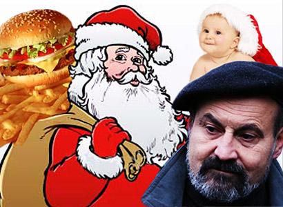 Halík: Ať Santa zůstane komerci a Ježíšek pro ty, co se jen nepřežírají