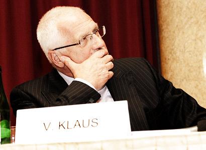 Klaus: Ekologové ze Šumavy jsou horší než Al-Káida
