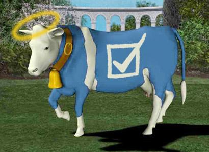 Nečas pálí do svaté krávy VV jménem protikorupční balíček