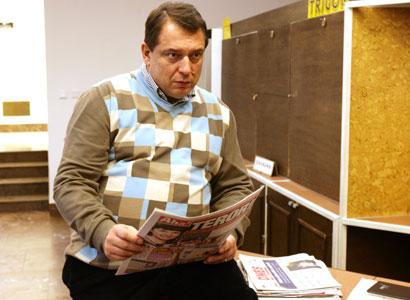Vostrá kritizuje Paroubkovu knihu: Ať toho zápasníka sumo Petra zabaví jinak