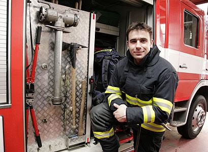 Nový šéf hasičů: Mým cílem je zachovat dosavadní funkčnost sboru