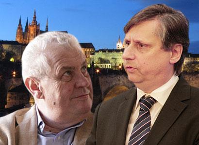 Přímá volba: Zřejmě Fischer a Zeman. ODS může překvapit
