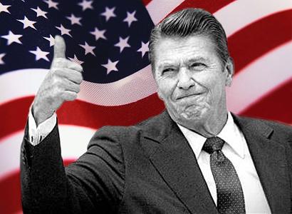Reagan má v Praze svou ulici. Aktivisté: Také krev na rukou