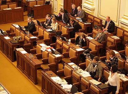 NKÚ zažaloval Poslaneckou sněmovnu