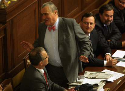 Koaliční lídři se znovu sejdou kvůli personálnímu obsazení vlády