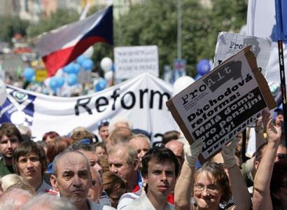 ProAlt představí podobu svého protestu proti vládním reformám