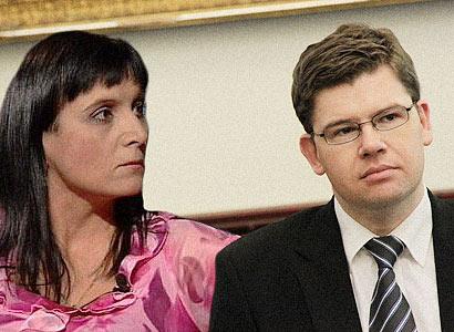Ostrá advokátka se pustila do ministra. Pospíšile, toto je na odchod