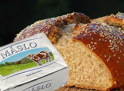 Starý chléb za pět korun, máslo za deset. Síť obchodů pro chudé