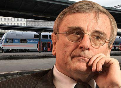 Dušek se obává masakru na železnici. Dráhy prý neřeší opravy kolejí