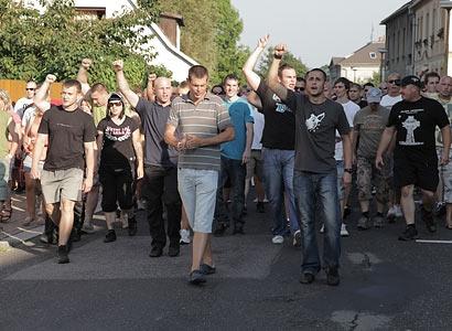 Na akci proti Romům se zatýkalo. Nedráždit, prosí policii odborník