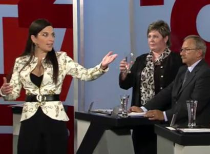 Kalousek nařčen u Jílkové: Za peníze lidí pomáhá TOPce
