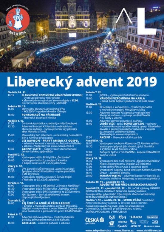 Liberec - advent1