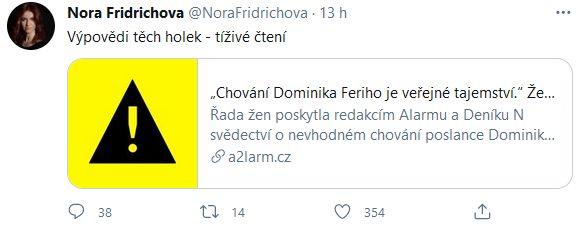 Fridrichová a Feri