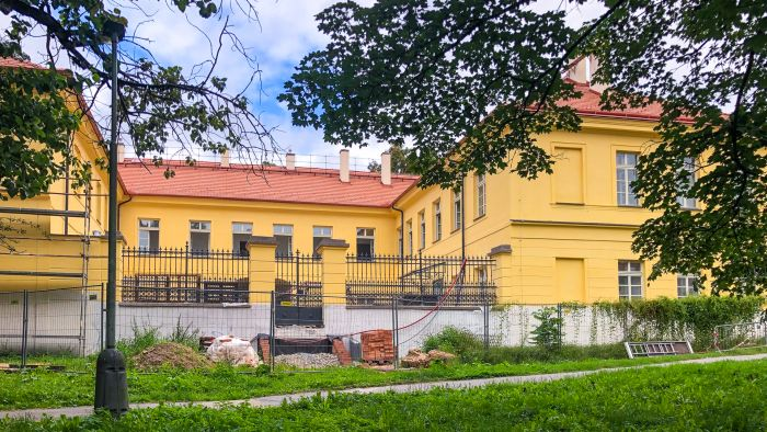 Dům s pečovatelskou službou Raudnitzu°v du°m