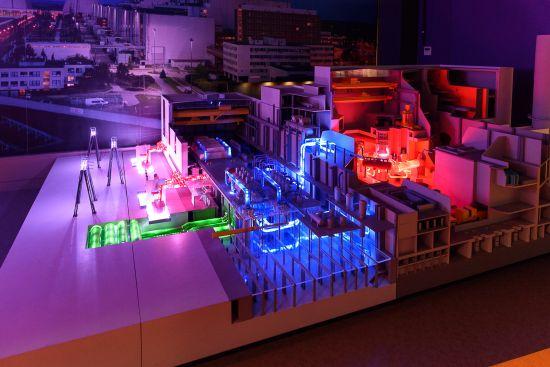 Informační centrum - modely