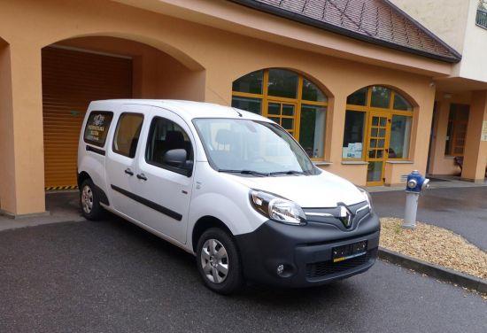 Elektromobil Renault Kangoo
