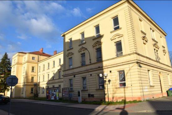 Kroměříž - bývalá kasárna