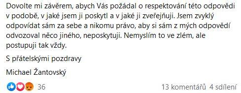 Michael Žantovský o euru
