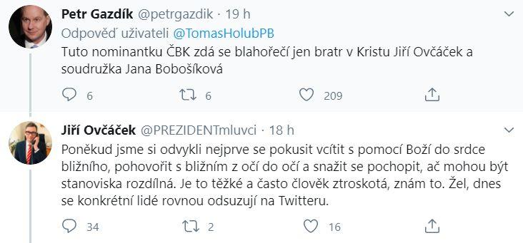 Petr Gazdík a Jiří Ovčáček se ocitli ve při