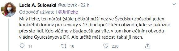 Jiří Pehe komentuje nárust počtu případů onemocnění covid-19 v Maďarsku