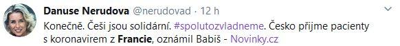 Lidé reagují na slova Andreje Babiše, že pomůžeme Francii