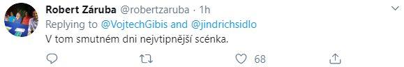 Andrej Babiš a Adam Vojtěch vzbudili pozornost na tiskové konferenci