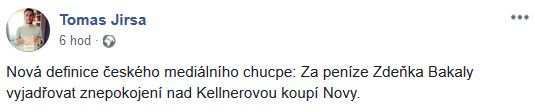 Tomáš Jirsa promlouvá