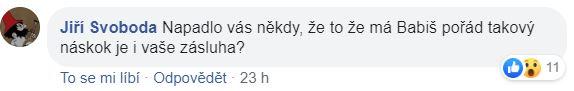 Jiří Svoboda kritizující ODS