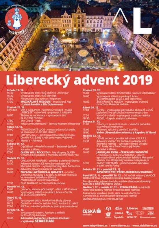 Liberec - advent2