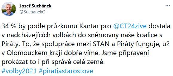 Průzkum Kantar CZ pro ČT