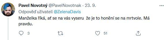 Ostrý Pavel Novotný