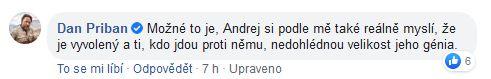 Dan Přibáň o Alexandru Lukašenkovi